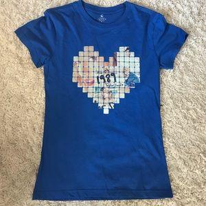 Tops - Taylor Swift 1989 tour T-shirt